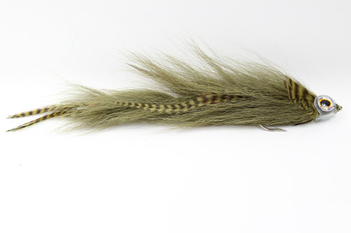 Olive Bucktail Game Changer