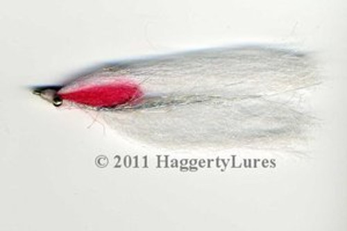 Clouser Minnow  - Saltwater fly - White Perch
