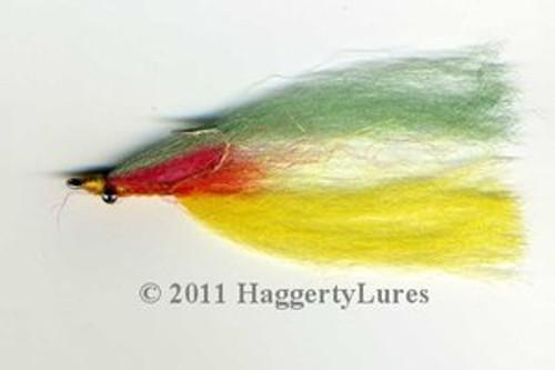 Clouser Minnow  - Saltwater fly - Perch