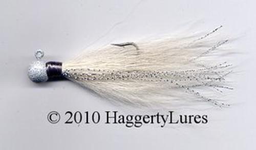 Bucktail Jig - Saltwater - Fishing Lure - white