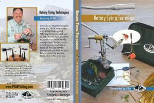 DVD - Rotary Fly Tying Techniques