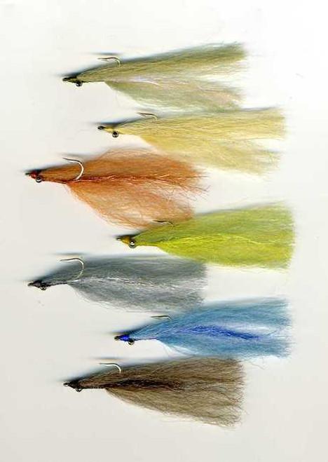 Clouser Minnow  - new blends -1/0 to 3/0