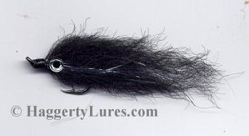 Baitfish Fly - Black