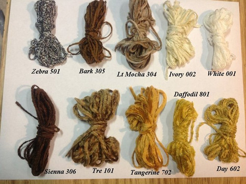 Chenille - Fly Tying - bagged