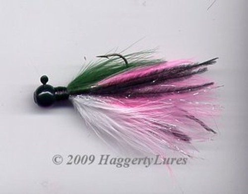 Rainbow Trout Marabou Jig - Signature Series