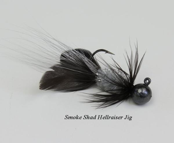 Smoke Shad Hellraiser Jig