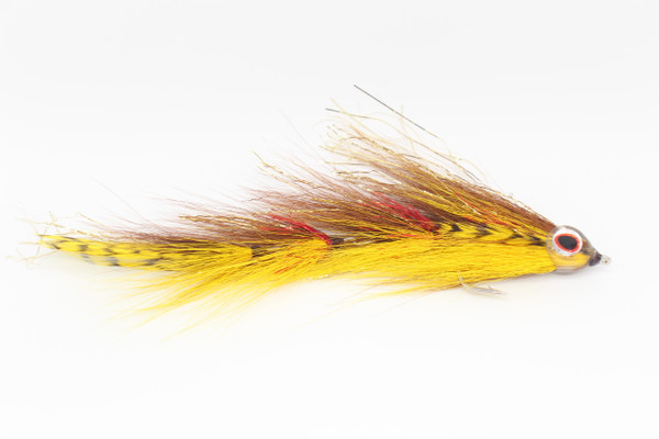 Brown Trout - Bucktail Game Changer