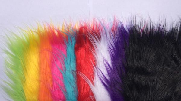 Craft Fur - solid colors