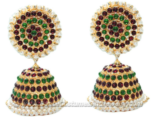 Bharatanatyam Jewelry from US Based online store  We also