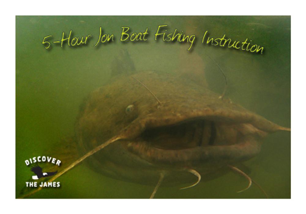 Flathead Catfish: Half Day Fishing Trip (5 hours)