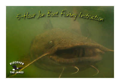 Flathead Catfish: Half Day Fishing Trip (5 hours)