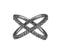 Gunmetal Plated/Gunmetal X Ring