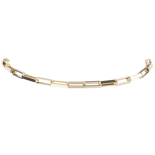 Yellow Gold Plated Savannah Choker
