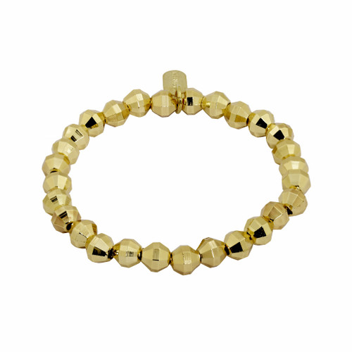 Yellow Gold Plated Gina Bracelet