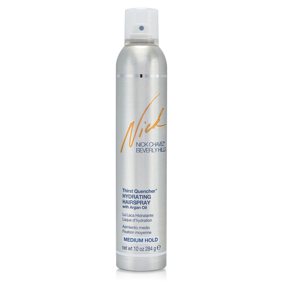 Thirst Quencher Hydrating Hairspray 10oz