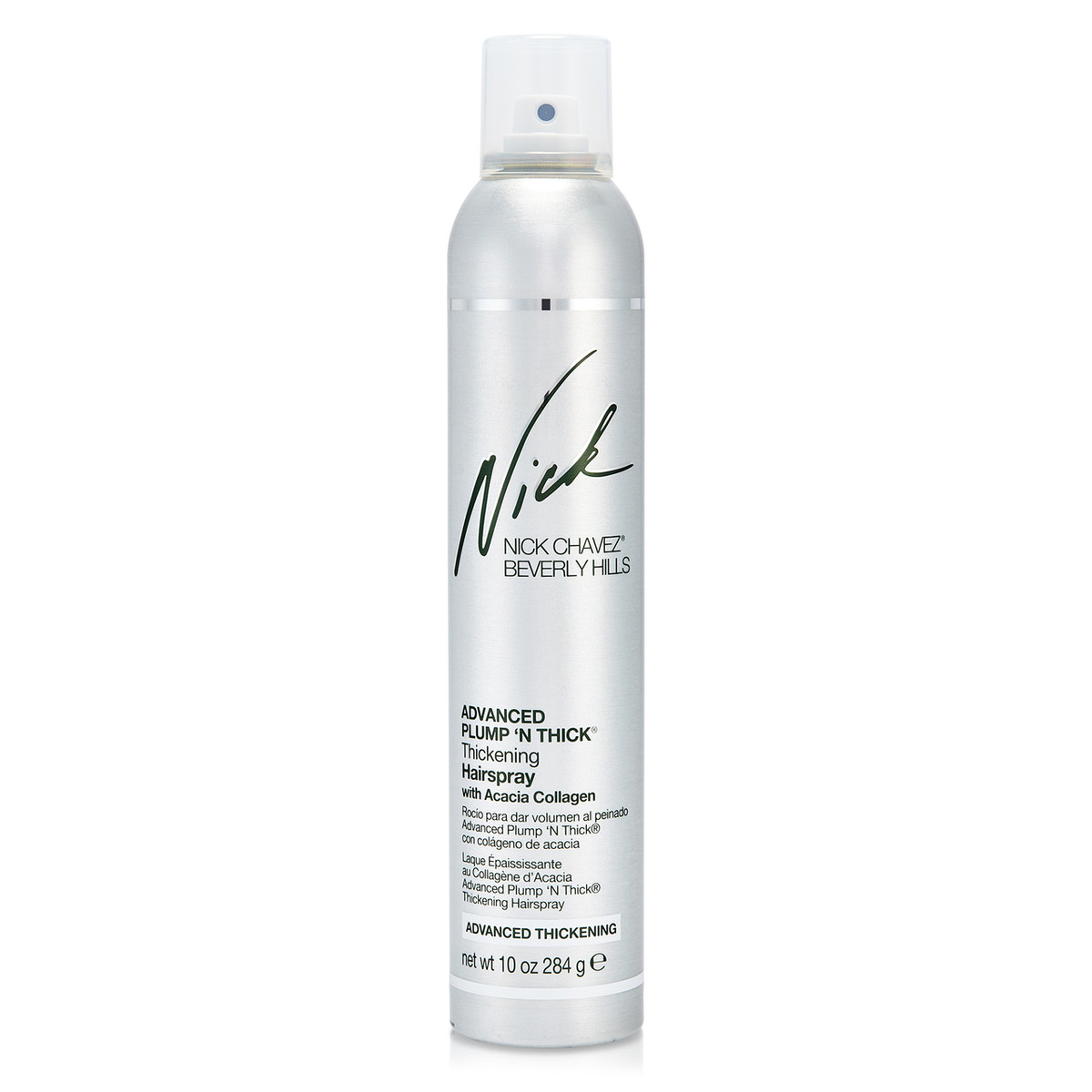 Advanced Plump 'N Thick Thickening Hairspray