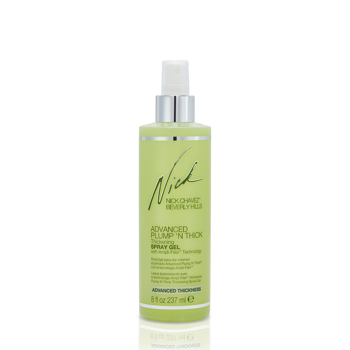 Advanced Plump 'N Thick Thickening Spray Gel