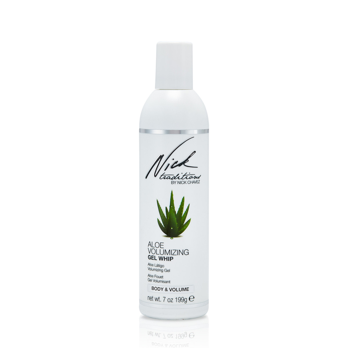 Traditions Aloe Volumizing Gel Whip (7 oz)