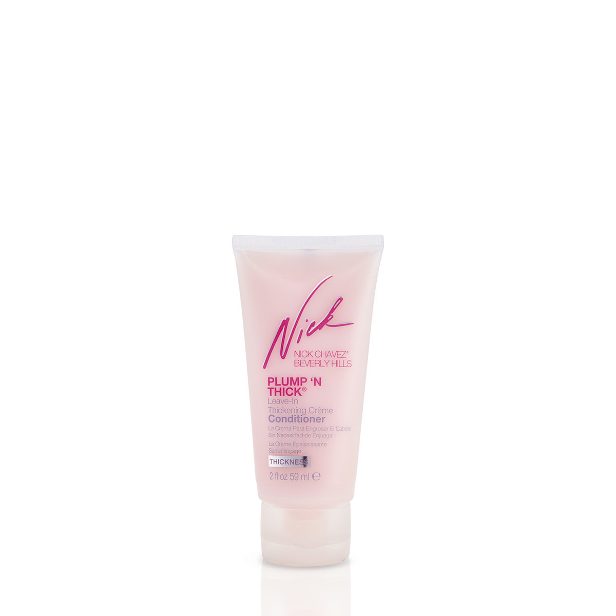 Plump 'n Thick Leave-in Thickening Creme Conditioner 2 fl oz.