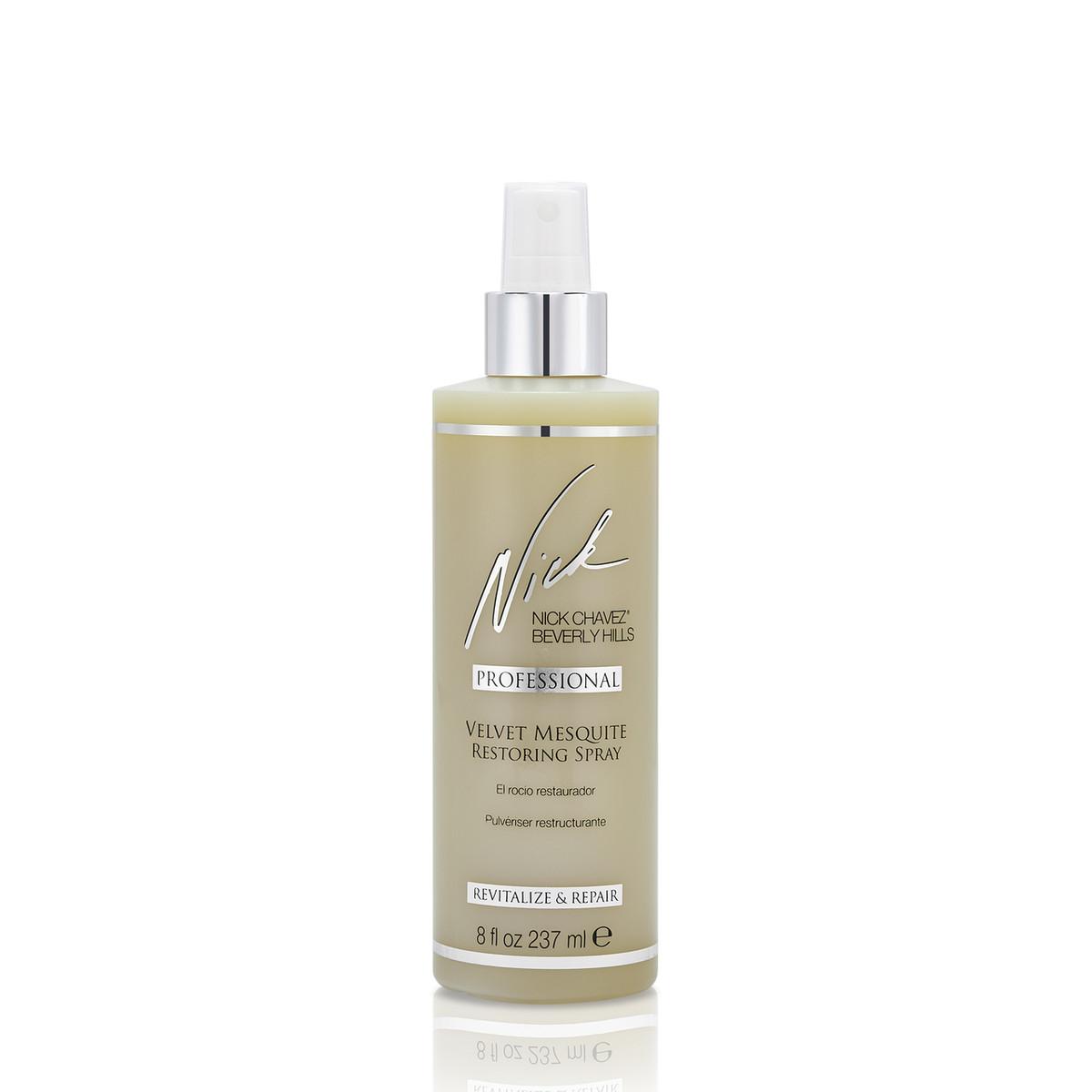 8oz Velvet Mesquite Restoring Spray