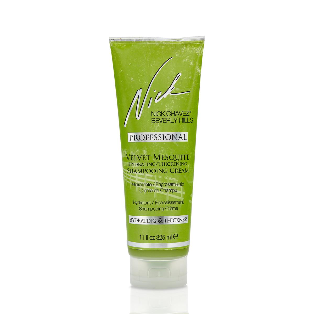 Velvet Mesquite Hydrating Thickening Shampooing Creme 12oz
