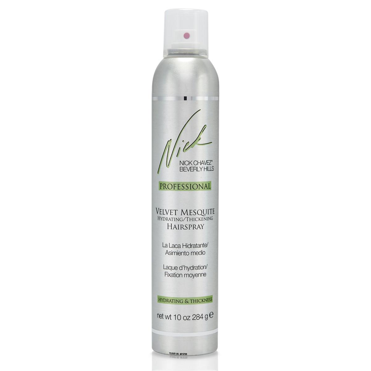 Velvet Mesquite Thickening Hydrating Hairspray (10 oz)