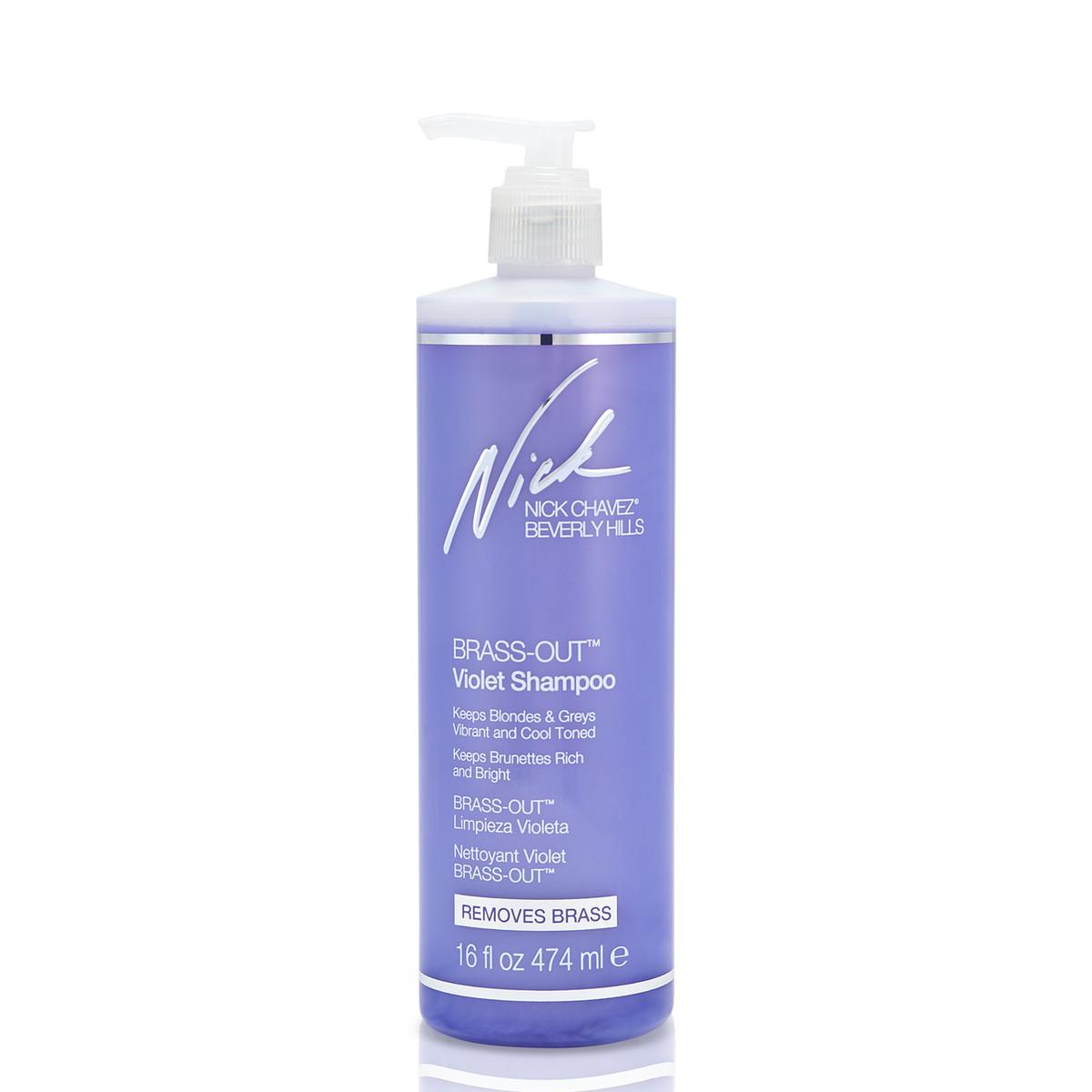 Brass Out Violet Shampoo