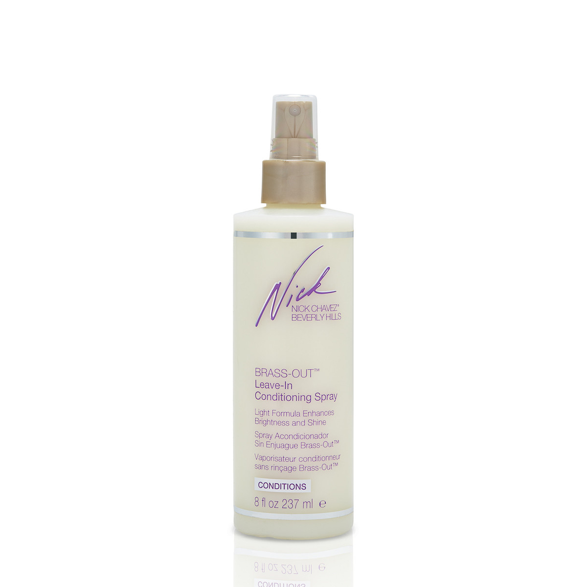 Brass Out Leave-In Conditioner