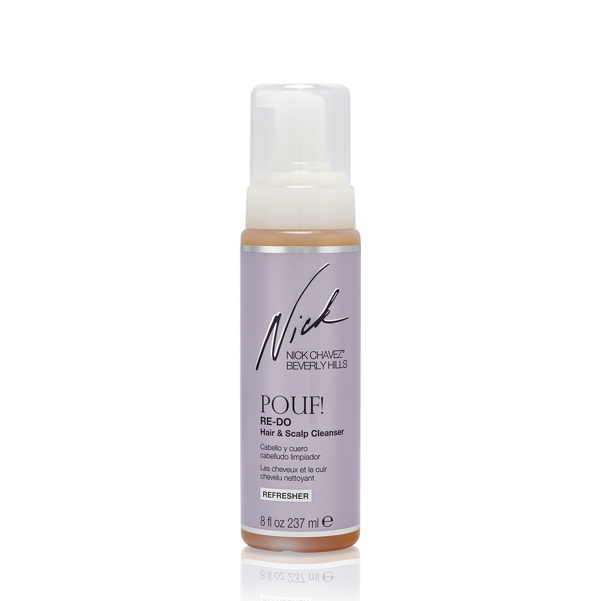 Pouf! Re-Do Hair & Scalp Cleanser 8oz