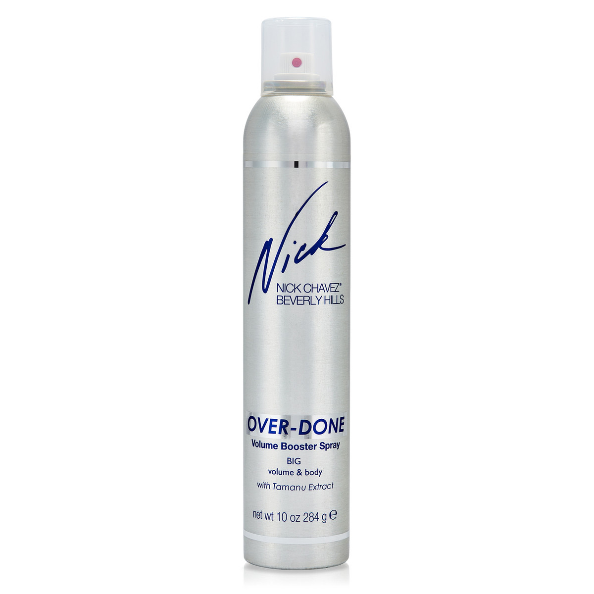 Over-Done Volume Booster Spray