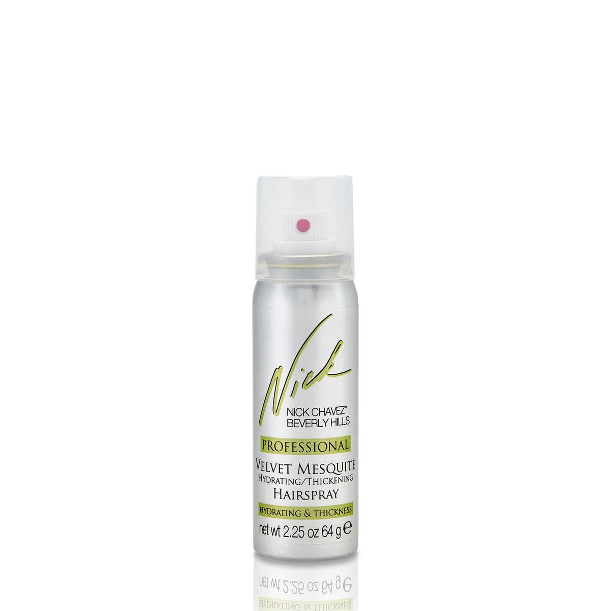 Velvet Mesquite Thickening Hydrating Hairspray 2.25oz