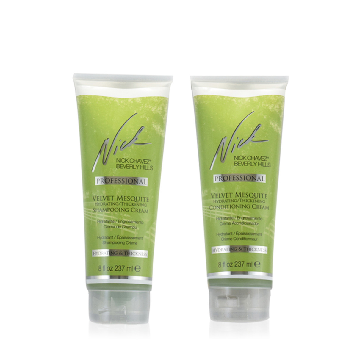 Velvet Mesquite Shampoo & Conditioner Duo 8oz