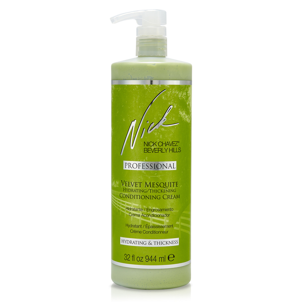 Velvet Mesquite Hydrating Thickening Conditioning Creme 32oz