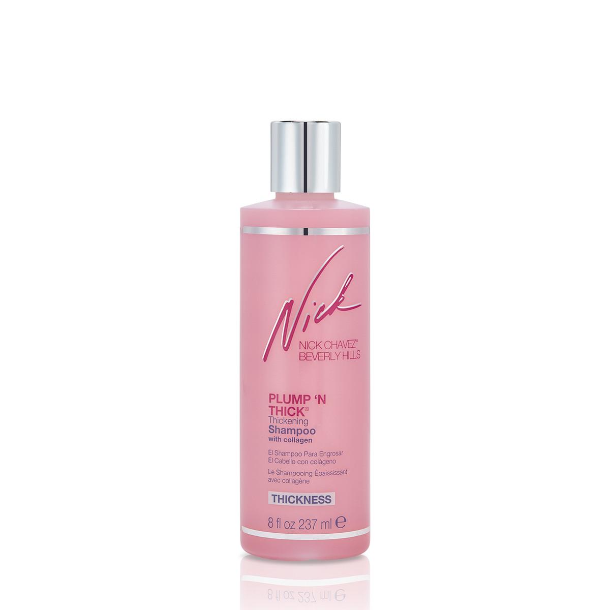 8oz Plump 'N Thick Thickening Shampoo