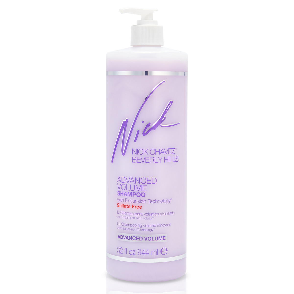 Advanced Volume Sulfate Free Shampoo
