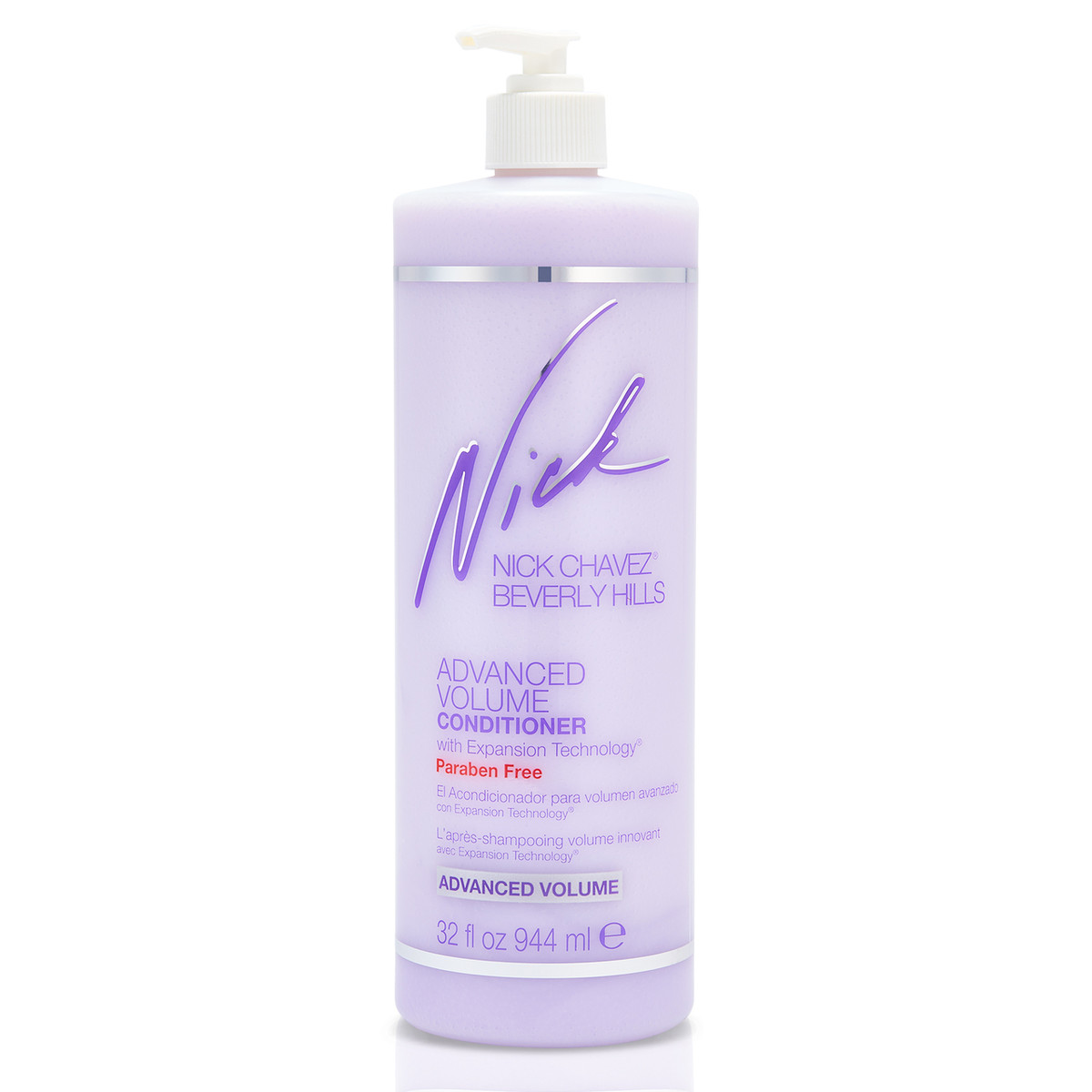 Advanced Volume Paraben and Sulfate Free Conditioner