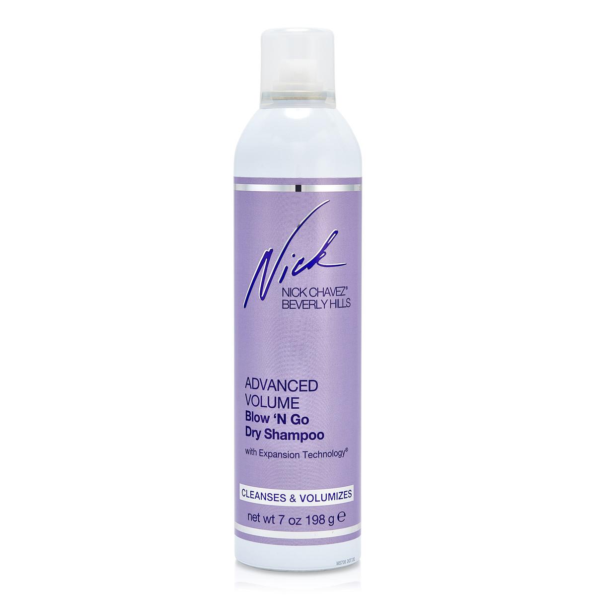 7oz Advanced Volume Blow 'N Go Dry Shampoo