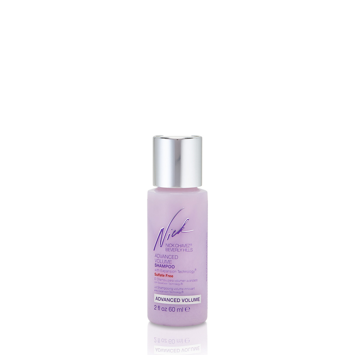 2oz Advanced Volume Sulfate Free Shampoo
