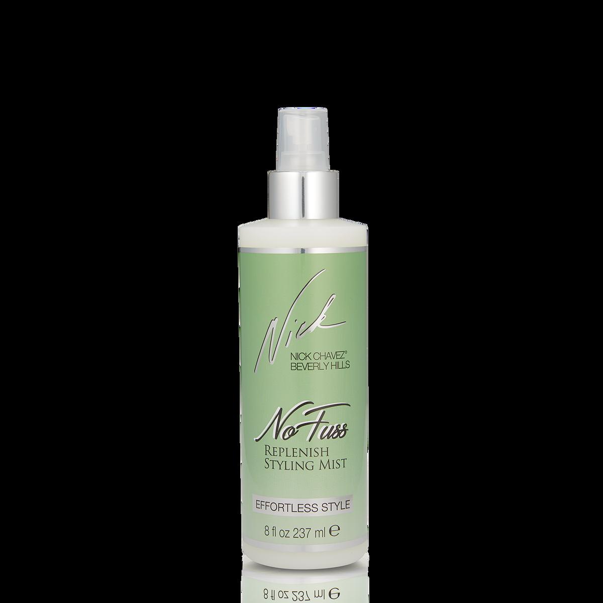 8oz No Fuss Replenish Styling Mist