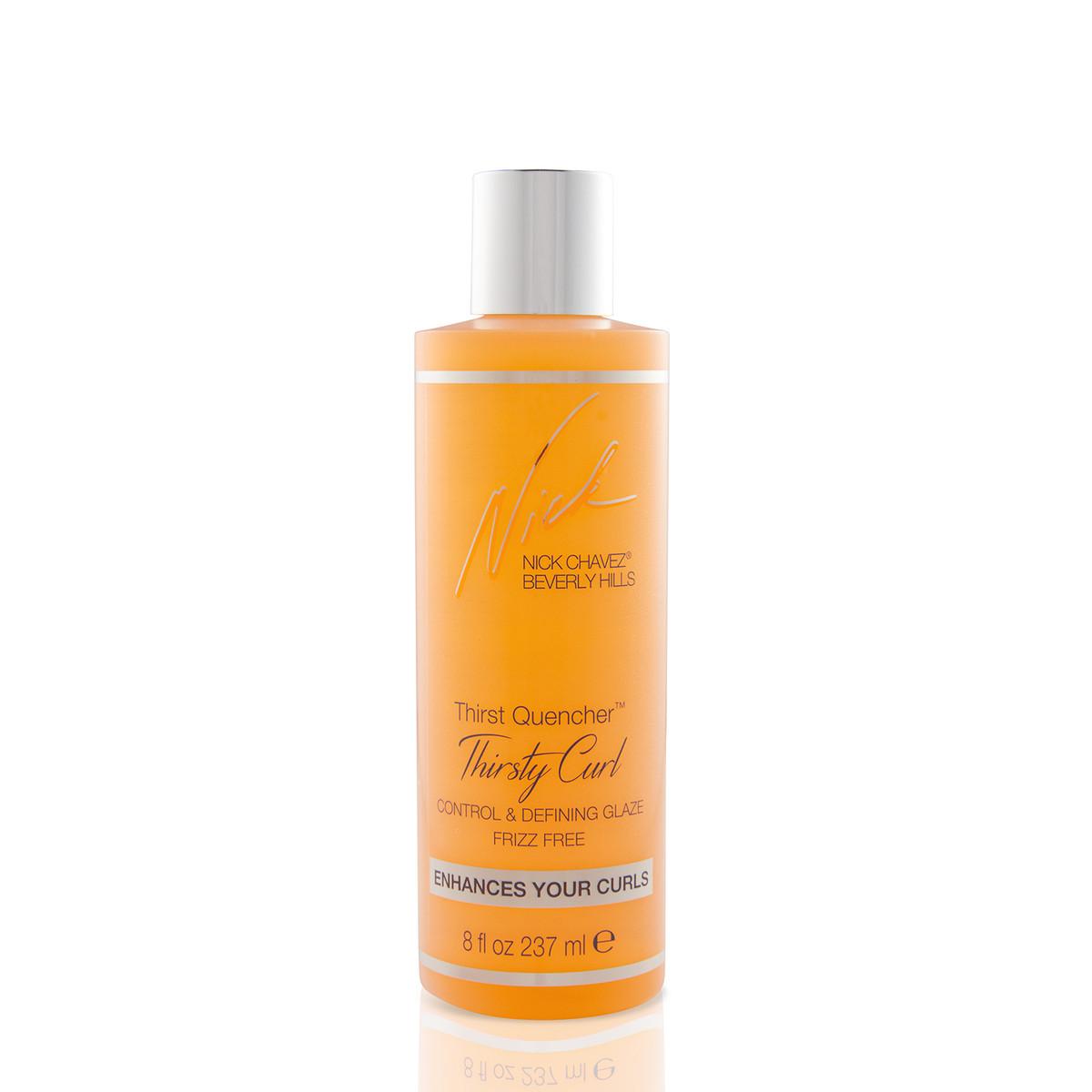 8oz Thirst Quencher Thirsty Curl Control & Defining Glaze, Frizz Free!