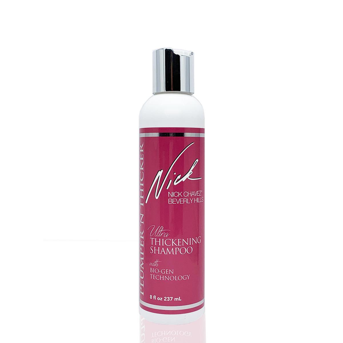 8oz Plumper N Thicker Ultra Thickening Shampoo