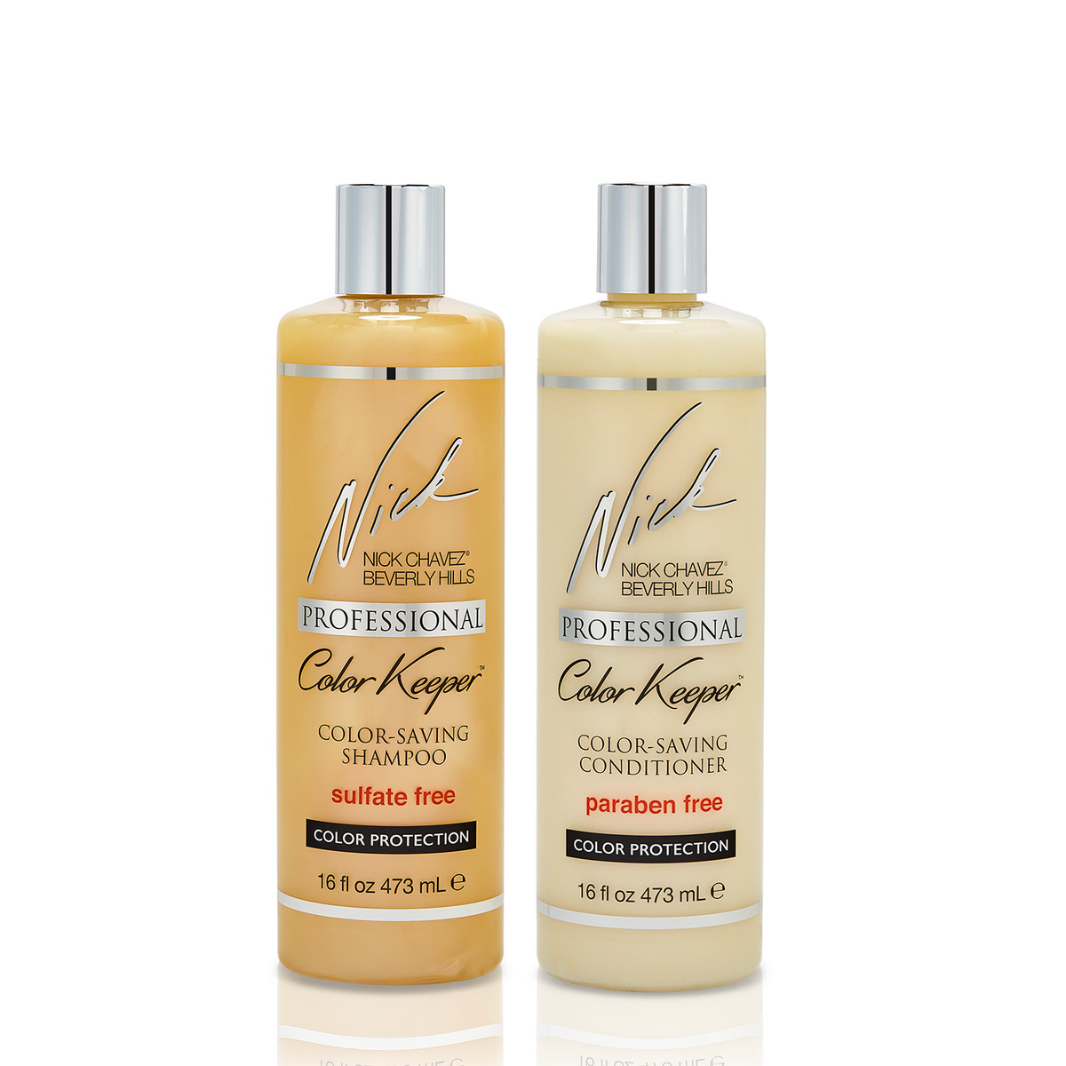 16oz Color Keeper Shampoo and Conditioner Kit