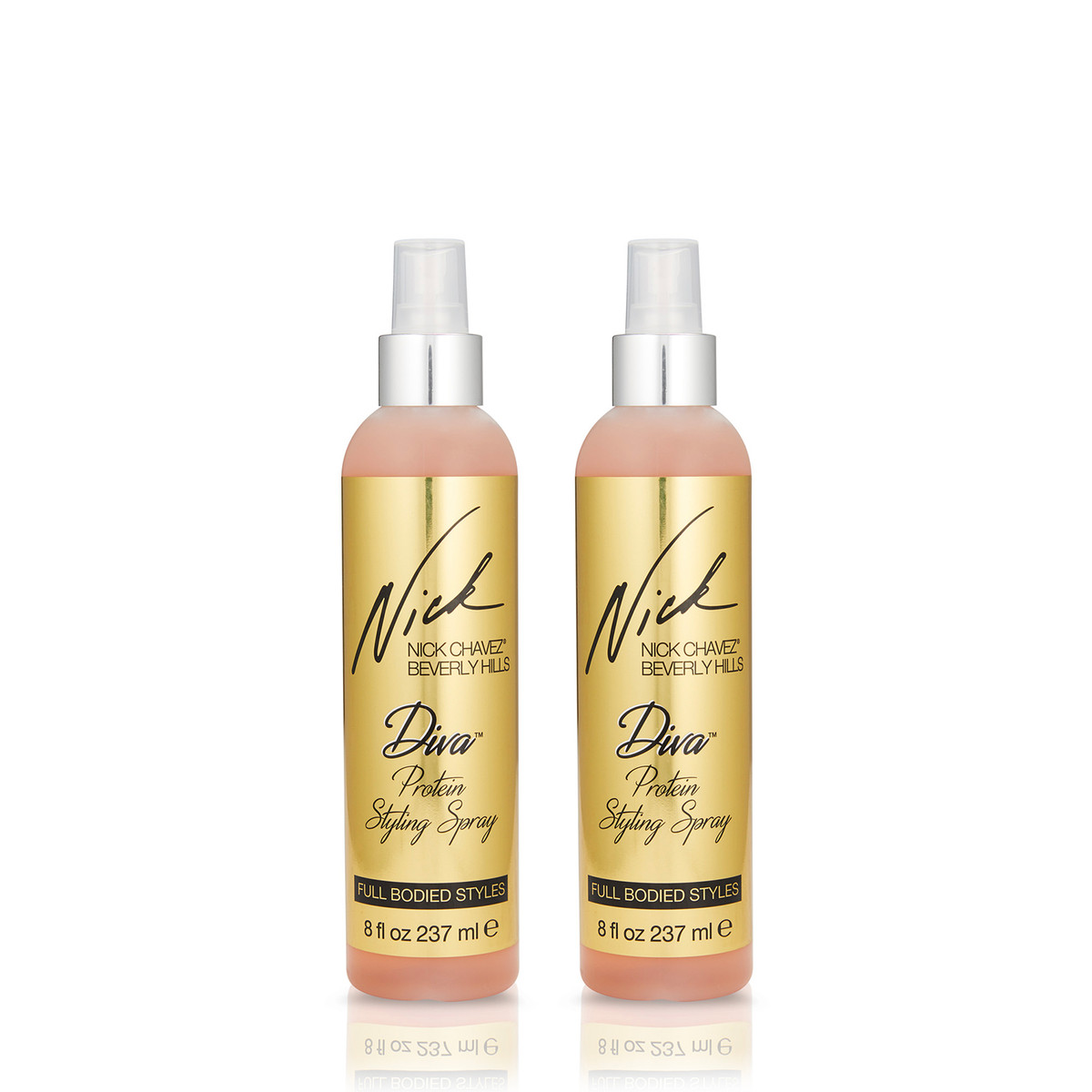 Diva Protein Spray Duo