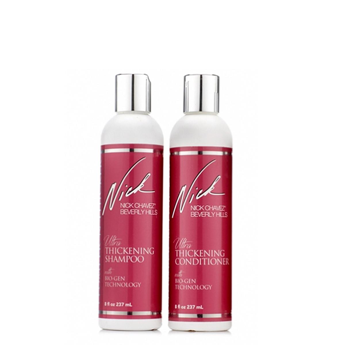 8oz Plumper 'n Thicker Shampoo & Conditioner DUO