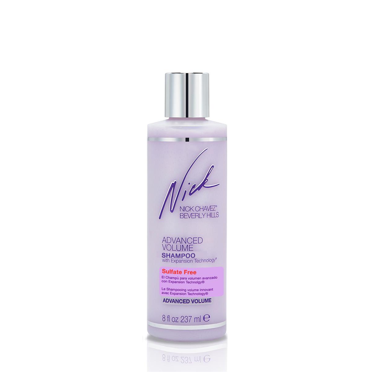 8oz Advanced Volume Sulfate Free Shampoo