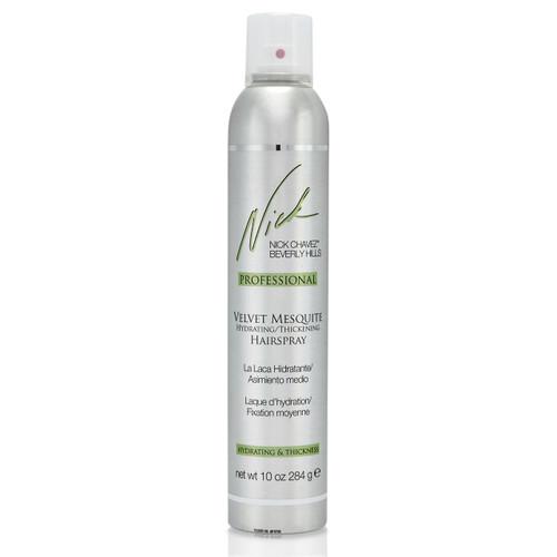 10oz Velvet Mesquite Thickening Hydrating Hairspray