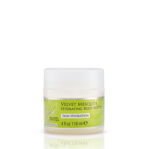 4oz Velvet Mesquite Hydrating Body Butter