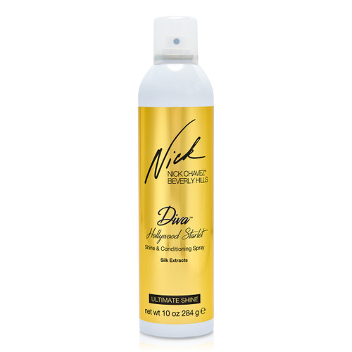 10oz Diva Hollywood Starlet Shine Spray