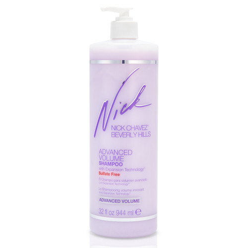 32oz Advanced Volume Sulfate Free Shampoo