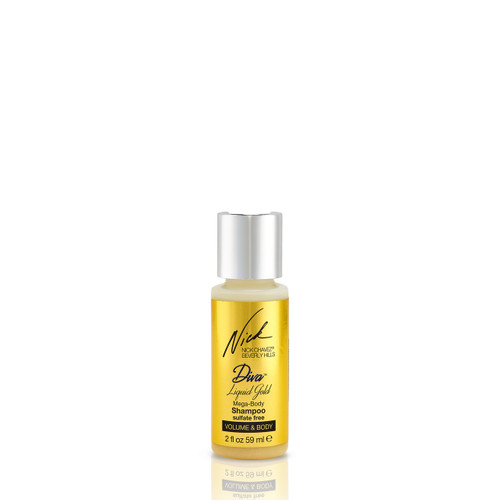 Diva Liquid Gold Shampoo 2oz